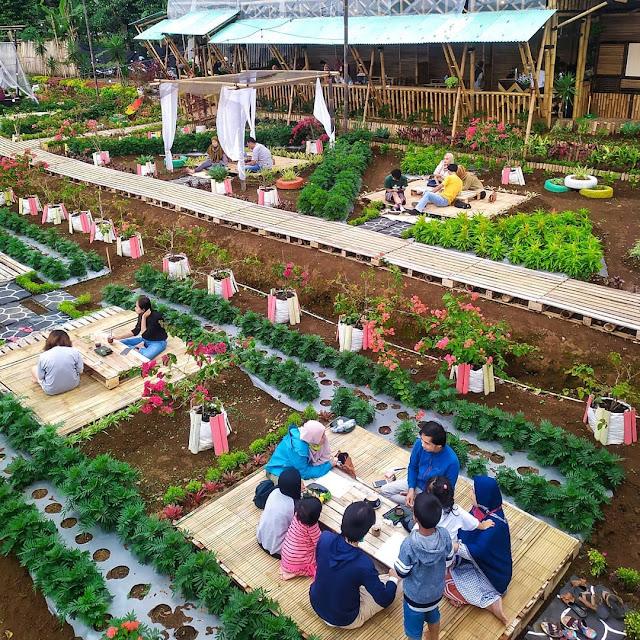 Tapos Garden Coffee Bogor