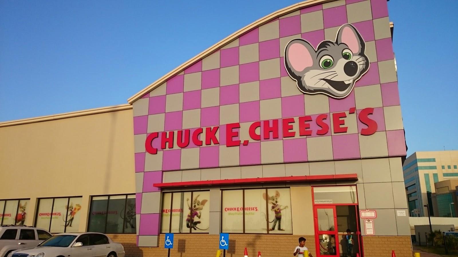 السياحة في المنطقة الشرقية Chuck E Cheese S Where A Kid Can Be A Kid