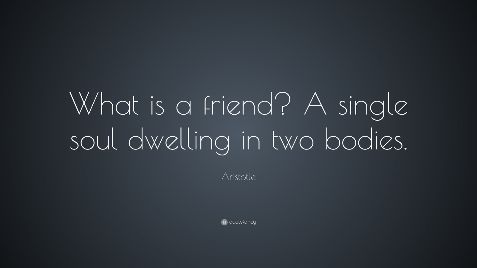 aristotle and friendship Although aristotle is interested in classifying the different forms that friendship  takes, his main theme in books viii and ix is to show.