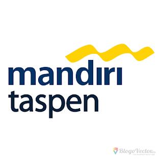Bank Mandiri Taspen Logo vector (.cdr)