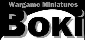 Boki Wargames Miniatures