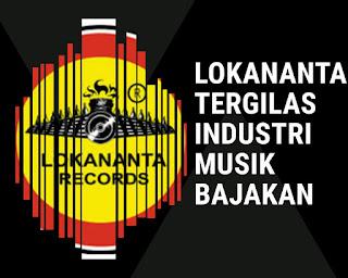 Lokananta adalah perusahaan rekaman musik pertama di Indonesia