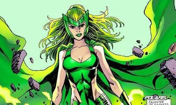 daftar Kekuatan Polaris (Marvel Comics) anak magneto