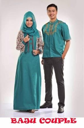 Baju Muslim Couple Lucu