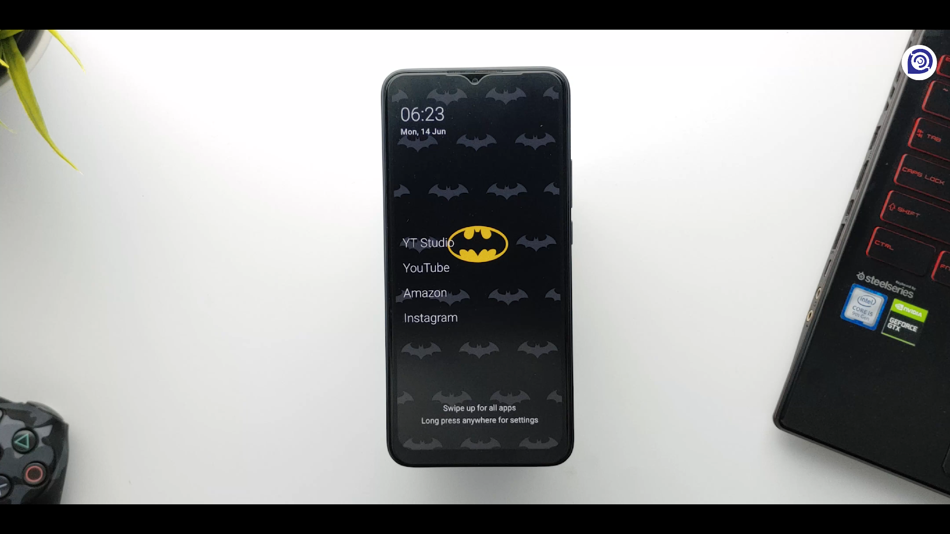 The Absolute Minimal Launcher For Android.