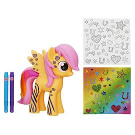 My Little Pony Design-a-pony Scootaloo Brushable Pony