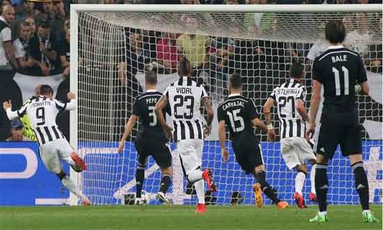 Juventus Enggan Targetkan Juara Liga Champions