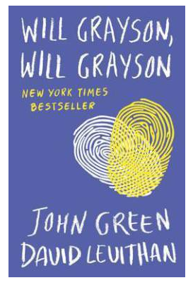 Will Grayson, Will Grayson review by John Green