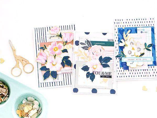 Maggie Holmes Design Team : Floral Cards
