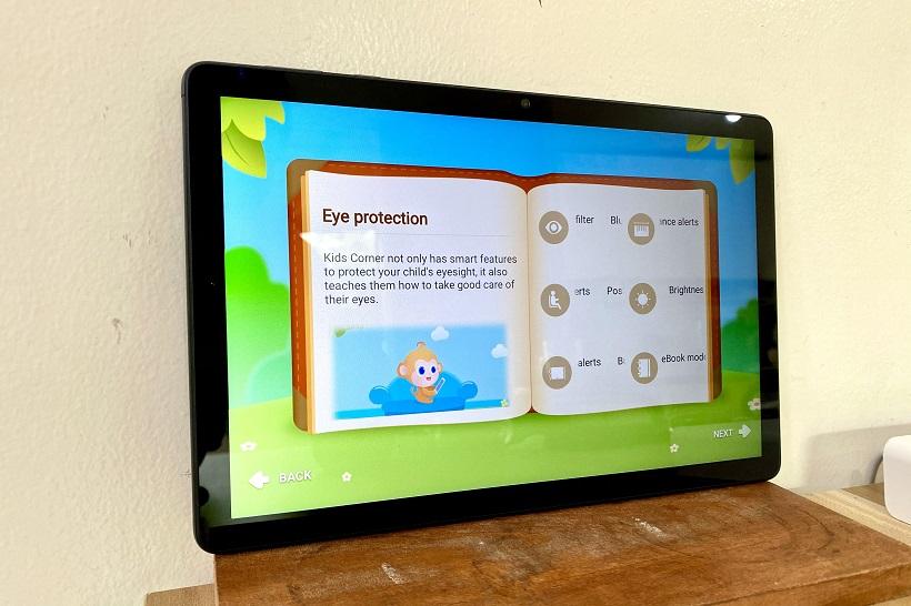 Huawei MatePad T 10s Review - Kids Mode