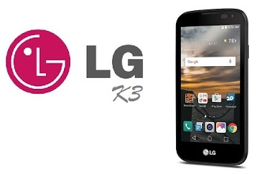 LG K3 Specifications and Price Comes with 1GB RAM and Snapdragon Processor