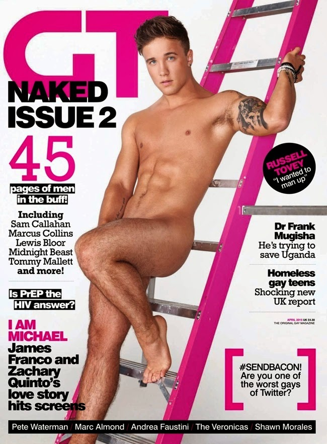 Naked Issue Sam Callahan Se Desnuda Para Gt