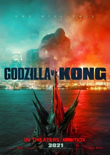 Godzilla vs Kong Torrent Bluray 720p,1080p, 2160p 4K Dublado e Legendado 5.1 (2021) Download