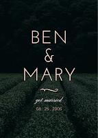 Canva image: Ben & Mary