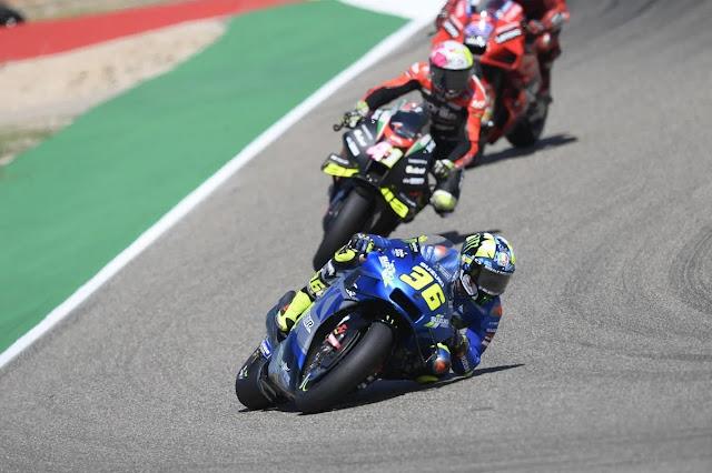 Joan Mir Aragon MotoGP 2021