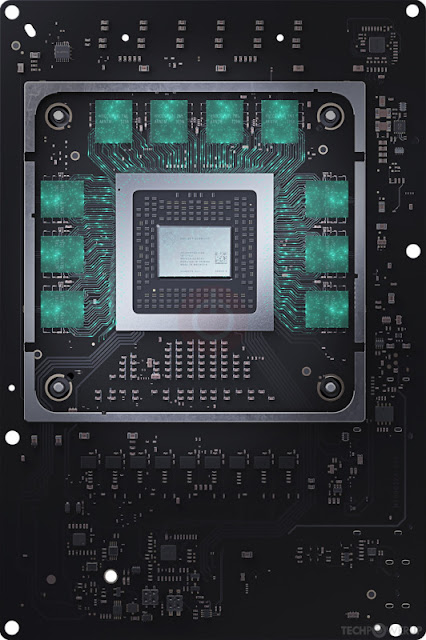 GPU: advantage over the Xbox Series X