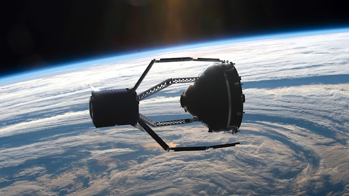 A giant claw to collect space junk, the new thing about ESA