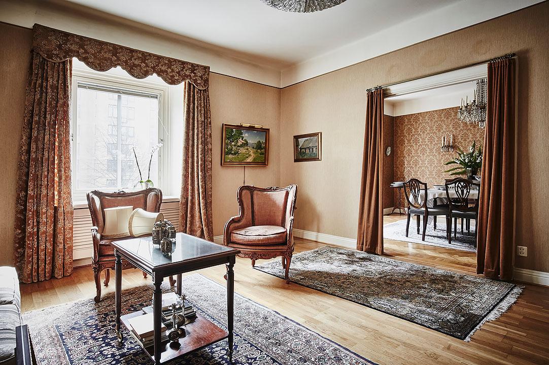 El blog de demarques piso de estilo clasico en suecia for El estilo clasico