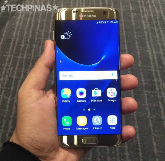 Samsung Galaxy S7 Edge Philippines Price, Specs : 2016 ...