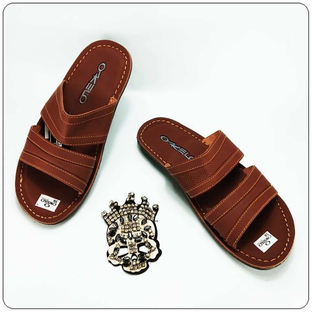 Gudang Grosir Sandal Kulit Imitasi Harga Termurah | Sandal Imitasi RDX | GSJ