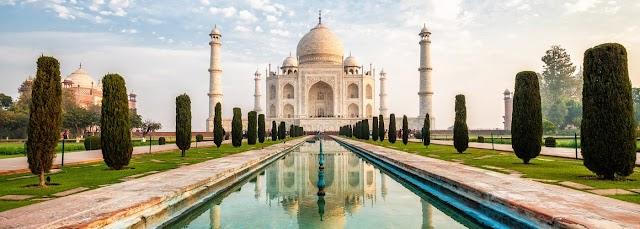 Taj Mahal: The jewel of Muslim art in India