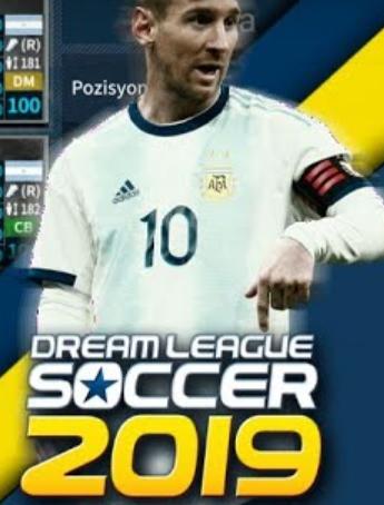DLS19 Arjantin Yaması İndir Tüm Oyuncular Yüzlük Online Offline