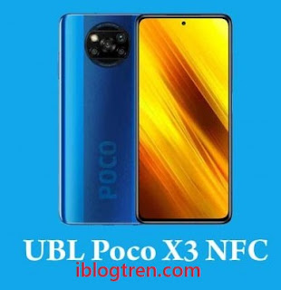 Iblogtren.com How to UBL POCO X3 NFC