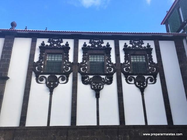 arquitectura portuguesa en islas Azores