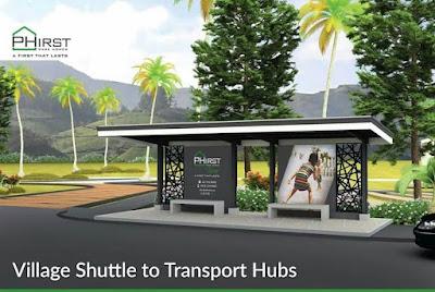 Phirst Park Homes Village Shuttle