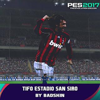 Images - New Tifo Estadio San Siro