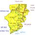 Bản đồ  Huyện Hàm Tân, Tỉnh Bình Thuận