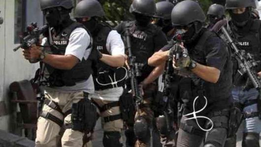 Polri Gandeng Polisi Negara Lain untuk Tangkap Teroris