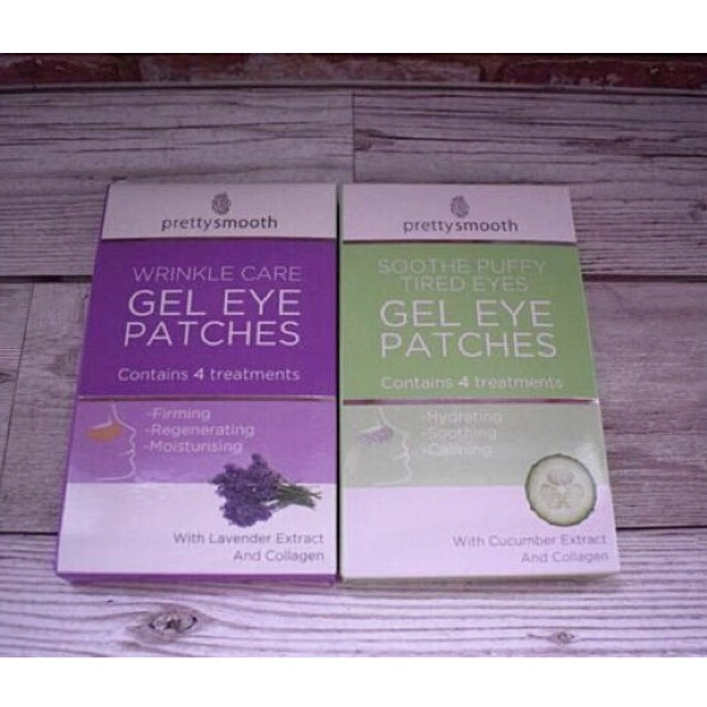 Quest Personal Care Pretty Smooth face masks - eye patches