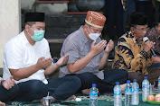 Cipayung Plus NTB dan Kapolda Gelar Doa Keselamatan Penumpang Sriwijaya Air SJ-182