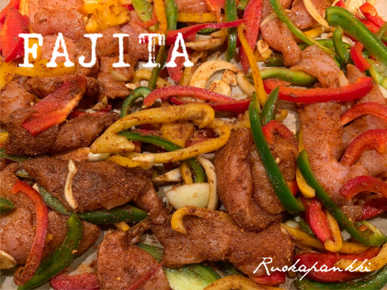 Fajita - Ruokapankki