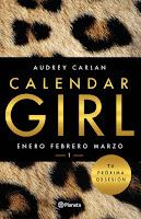 Calendar Girl 1. Enero, Febrero, Marzo