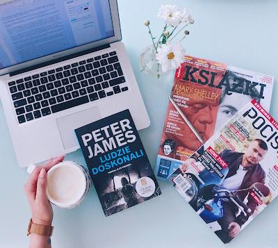 "#31 Peter James ""Ludzie doskonali"""