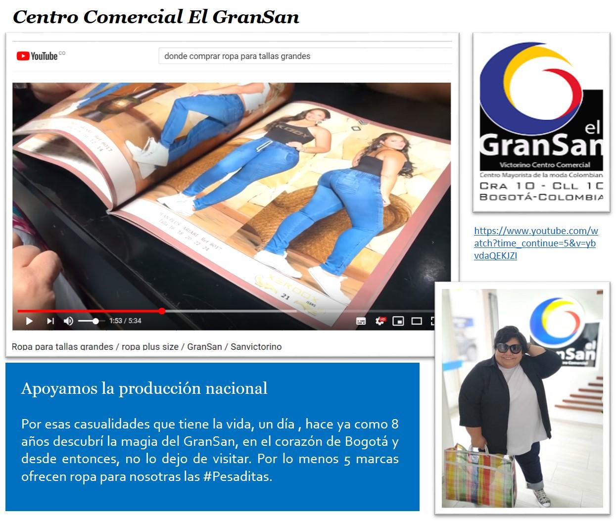 La Pesada De Moda Donde Comprar Ropa De Talla Grande En Colombia Estas Son Mis Recomendaciones