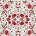 flower print textile seamless repeat design