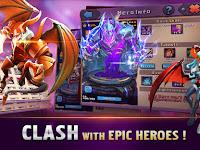 Download Game Game Clash of Lords 2 MOD+APK V1.0.227 Terbaru Gratis