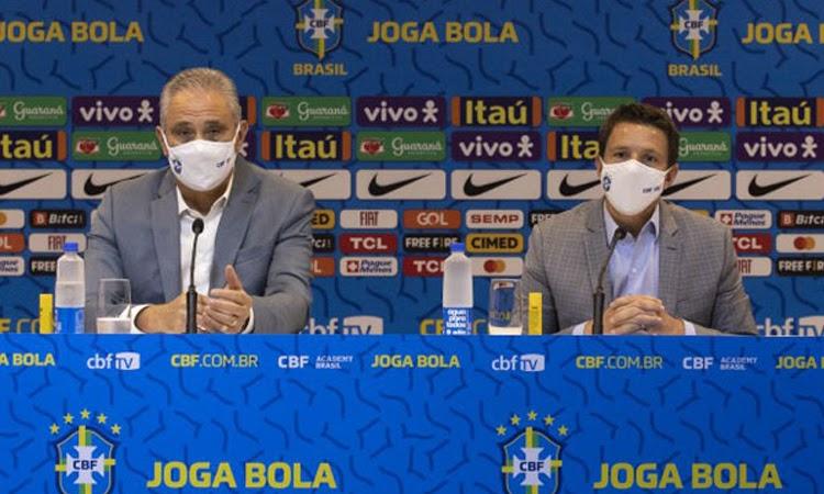 Tite convoca Seleção Brasileira para jogos contra Chile, Argentina e Peru