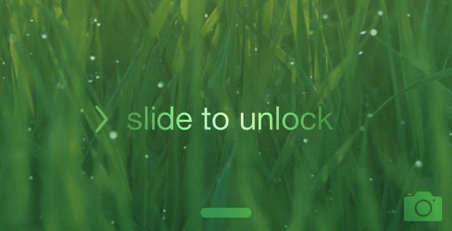 There is no sound on iPhone while Slide to unlock