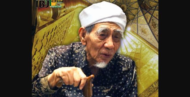 Dawuh Mbah Maimoen Tentang Islam Arab dan Jawa