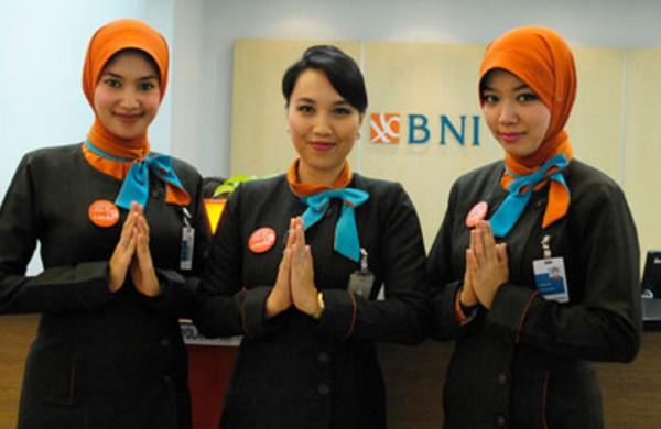 BANK NEGARA INDONESIA (BNI) : OFFICER DEVELOPMENT PROGRAM DAN BIDANG INFORMASI TEKHNOLOGI - INDONESIA