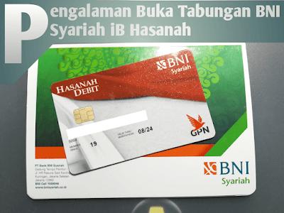 Tabungan BNI iB Hasanah