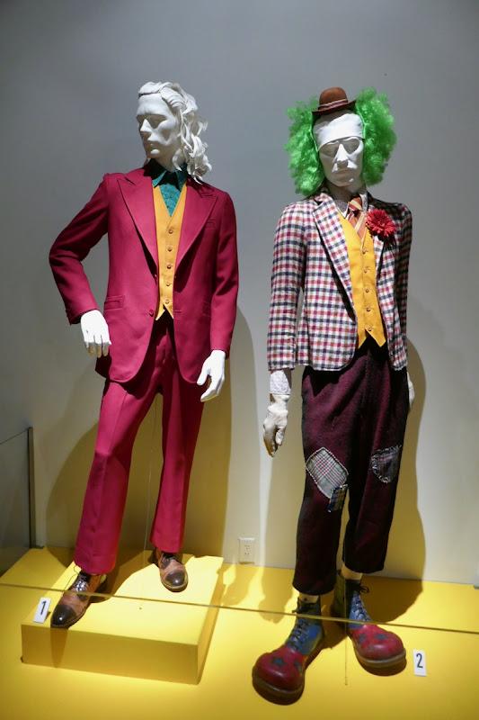 Joker film costumes