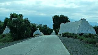Monumento de Canota, Mendoza