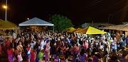Festa carnavalesca em São João da Mata mostra a força do prefeito Edjacir Leite