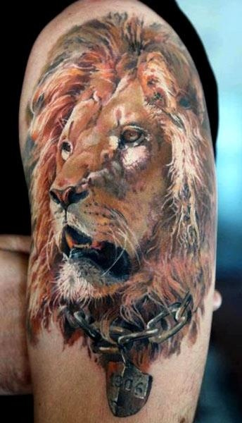 Tatuajes De Leones Y Diseños De Regalo Belagoria La Web De Los