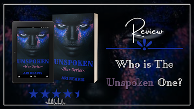 Unspoken by Ari Reavis review image